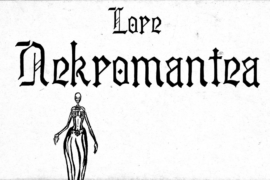 Lore Nekromantea