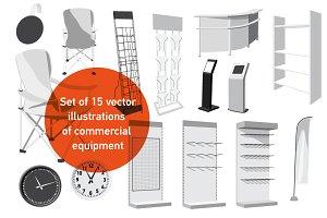 Vector commercial equipment