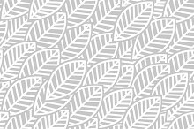 Leaves background pattern