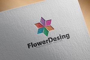 Flower Desing Logo