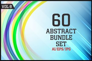 Creative Abstract Bundle Vol - 8