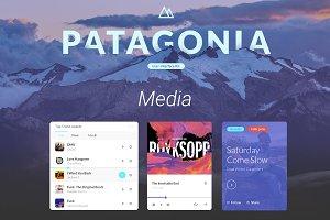 UI Patagonia. Media part