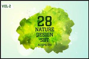 Creative Nature Sets Vol - 2