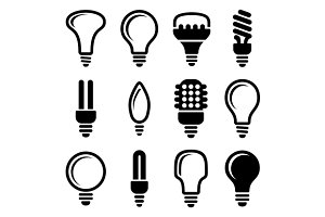 Light Bulb set