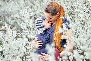 Baby spring