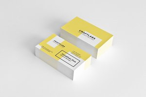 Simple Creative Business Card - 50