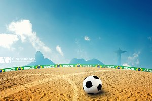 Beach Soccer Olympic