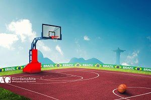 Basketball Olympic games