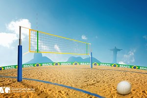 BeachVolley Olympic Games