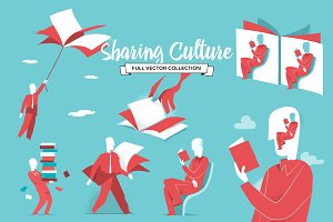 Sharing Culture - Version B