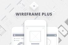 App Wireframes plus v.2