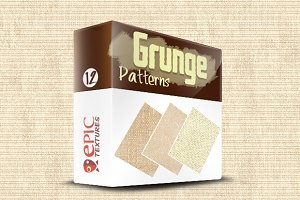 Grunge Patterns v.12