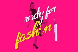 Ready For Fashion Font