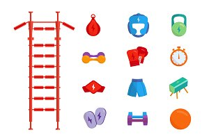 Sport boxing equipment