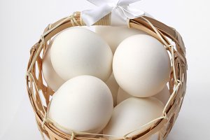 egg in basket