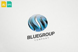 BlueGroup Logo