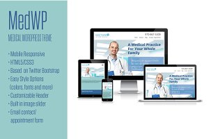 MedWP Medical Wordpress Theme