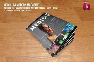 Medio - Modern Magazine