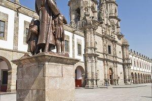 monuments of zapopan