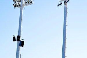 two stadium