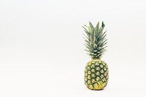 Pineapple Standing Tall