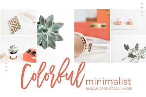 40% off SALE!  Minimal Styled Stock