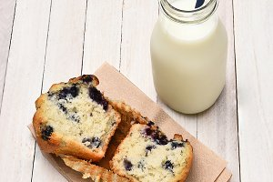 Milk and Muffin