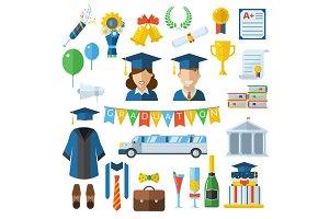 Graduation Ceremony Elements