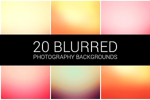 Blurred Backgrounds Pack 02