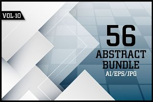 Creative Abstract Bundle Vol - 10