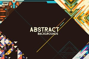Abstract backgrounds.