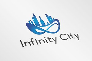 Infinity City – Logo Template
