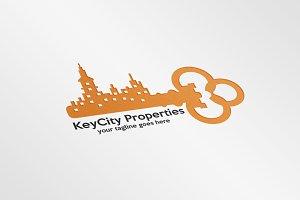 KeyCity Properties – Logo Template