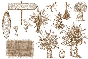 Rustic Design Elements