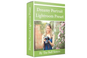 Dreamy Portrait Lightroom Preset