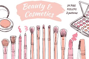 "Sketch ""Beauty & cosmetics"""