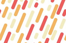 Seamless abstract retro pattern