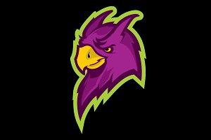 Parrot sport logotype