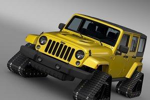 Jeep Wrangler Unlimited X1 Crawler