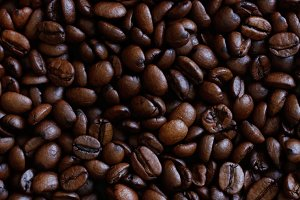 Coffee Bean Background