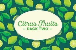 Citrus Fruits Pack 2: Limes