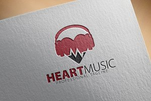 Heart Music Logo