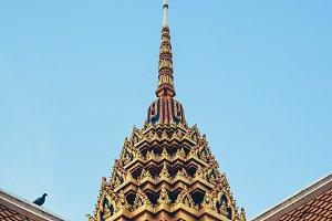 Thai Garuda Statue