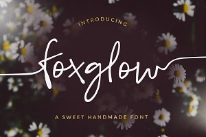 Foxglow Font