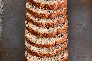 Sliced Multi-Grain Bread