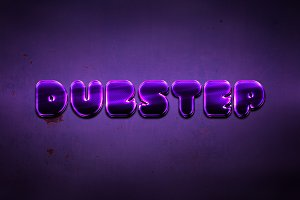 Dubstep Text Styles for Photoshop