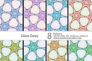 Vintage Daisy Patterns