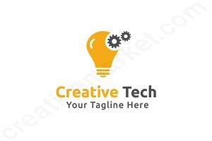 Creative Tech Logo Template