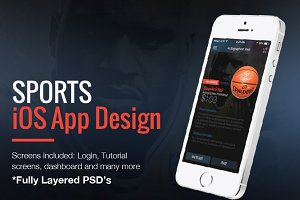 App Design & Wireframes (12+ files)