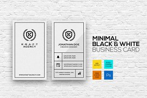 Minimal Business Card #29